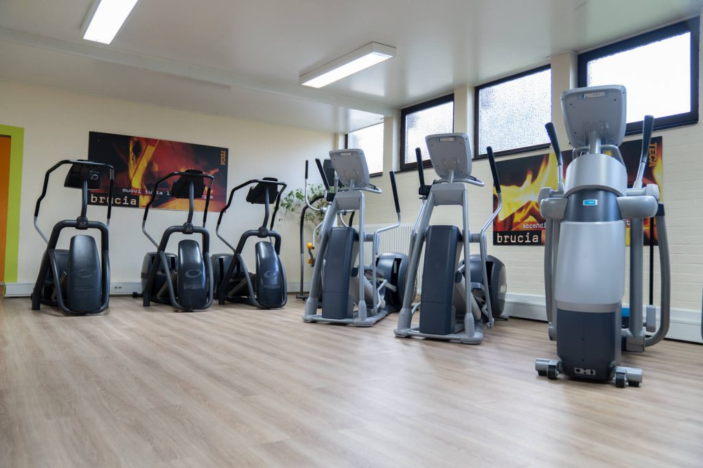 Kardio Bereich Casa Vita Fitness