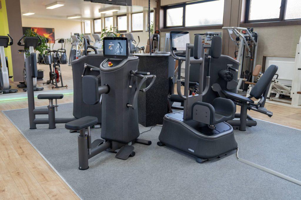 eGym Fitness Geräte